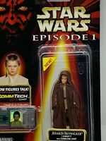 Hasbro Anakin Skywalker Naboo With Comlink Unit Star Wars Episode 1