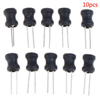 10Pcs/lot Power Inductor 8x10mm 10UH Dr Core Induct Nd