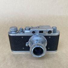 FED-1 (b) Soviet #05326 Vintage Film Camera W/ 50mm 1:3.5 - NICE
