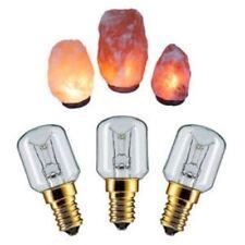 Lot de 3 Ampoules pour lampe à sel himalayan 15W SES E14 petit vis