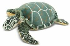 Melissa & Doug Giant Plush Stuffed Sea Turtle 12127