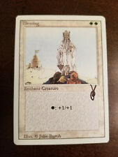 Blessing X1  Revised Edition Signed by Julie Baroh Magic The Gathering MTG