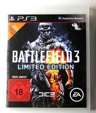 Battlefield 3 -- Limited Edition ....Sony PlayStation 3