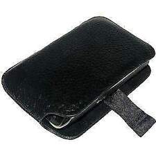 Amzer Universal Horizontal Slip On Leather Pouch