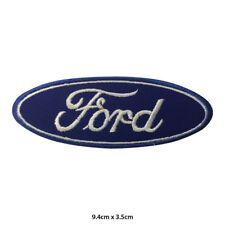 Ford Car Brand Racing MotorSport  Embroidered Patch Iron on Sew On Badge