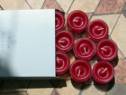Partylite Scented 12 Tealight candles NIB one dozen tealights 60 hours burn time