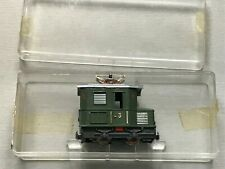 More details for egger-bahn jouef p16 hoe narrow gauge locomotive no3 tested working & boxed