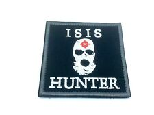 Insurgent Hunter Embroidered Airsoft Paintball Patch