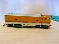 HO Scale Athearn Denver Rio Grande Western F7 Locomotive Blue Box