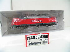 FLEISCHMANN 85 4320  E-LOK BR 145 ROT RAILION der DB    SC1321