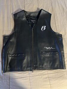 Ruff Ryders Leather Vest