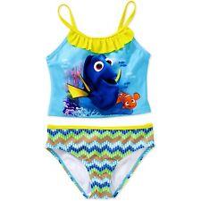 FINDING DORY UPF50 Tankini Bathing Swim Suit NWT Girls Sz. 4/5. 6/6X or 7/8  $26