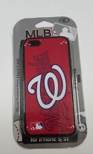 BULK LOT 20 WASHINGTON NATIONALS Hard Cell Phone Cases IPhone 5 5s 5se RE-SALE