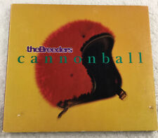 The Breeders - Cannonball [Maxi Single] (CD, Aug-1993, Elektra (Label))