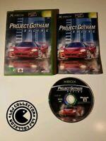 Project gotham racing - Microsoft Xbox