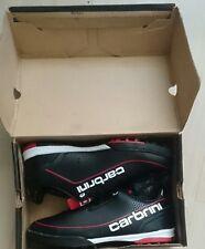 Cabrini Boys Black andRedLace UpShoes Size UK 5 Junior