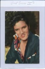 "1950s Dutch Gum ELVIS PRESLEY ""THE KING OF ROCK"" 28 Rock N Roll Card"