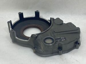 Ducati Dark Grey Vented Dry Clutch Housing Engine Motor Right Side Cover