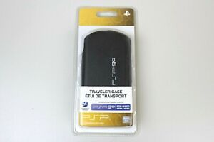 Brand New Sony PSP Go Traveler Case Fits PSP-N1000 Series