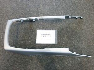 Original Audi - A6 (4G) (2011-2014)  Abdeck-Rahmen Mittelkonsole 4G0864261 R66