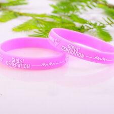 2pics SNSD Girls Generation Lion Heart YoonA Jessica Sunny wristband XSH044