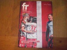 Nottingham Forest v Reading New Programme 11/08/2018