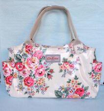 Cath Kidston Flowers Oilcloth Handbag Day Bag BNWT Brand New FREE POST!