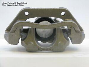 Rr Left Rebuilt Brake Caliper With Hardware  Undercar Express  10-3406S