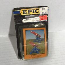 Epic 40K Squat Thunderfire Cannon - Rare & OOP - Warhammer Citadel Epic Squats