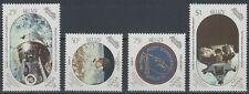 Belize 1989 Moon Landing Set (4) Mint (Id:746/D40324)