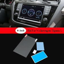 GPS Screen Film Protector Navigation Tempered Glass Film Fit For VW Tiguan L