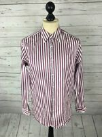 TED BAKER Shirt - Size 3 Medium - Striped - Great Condition