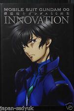 JAPAN Gundam 00 Illustrations Innovation Art book