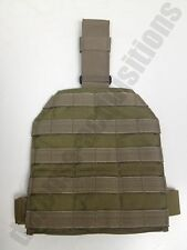 NEW EAGLE INDUSTRIES SFLCS MOLLE DROP LEG PANEL KHAKI LP-MS-KH