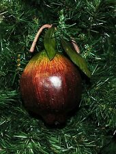 Pomegranate, Fruit, Large, Big Christmas Ornament