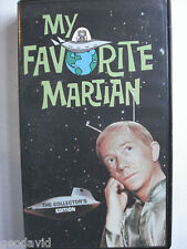 My Favorite Martian The Collector's Edition 4 TV Episodes 1963-1966 VHS