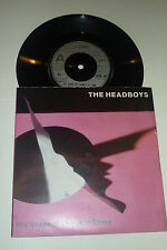 """THE HEADBOYS - The Shape Of Things To Come - 1979 UK injection moulded 7"""""""
