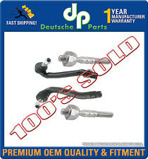 Mercedes W163 ML320 ML430 ML350 ML500 Inner Outer Tie Rod Rods Kit SET 4 LH RH