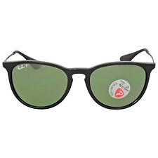Ray Ban Erika Classic Polarized Green Classic G-15 Sunglasses RB4171 601/2P 54
