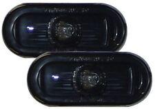 VW BORA CRYSTAL BLACK SIDE LIGHT REPEATER INDICATORS