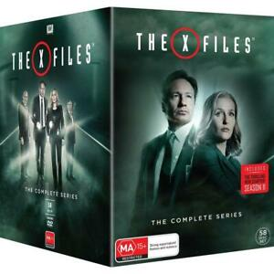 The X-FILES - Complete Series : Season 1-11 : NEW DVD