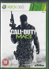 Xbox 360 Call of Duty: Modern Warfare 3 MW3 BRAND NEW