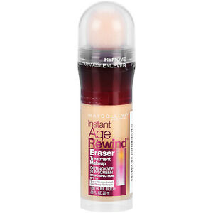 Maybelline Instant Age Rewind Eraser Treatment Makeup,  0.68 fl. oz.
