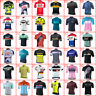 Men Cycling Jersey Bicycle Shirt Summer Quick Dry Short Sleeve Tops Bike Uniform