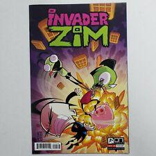 Invader Zim #1 VERY RARE Retailer-Incentive w/Letter NON-public release! LTD 500