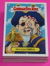 "GARBAGE PAIL KIDS  2004 ANS2 ""BASE"" Set of 80 Cards "".99¢"" start price : )"