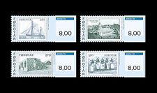 Faroer 2014  automaatzegels  zegel op zegel  schip     postfris/mnh
