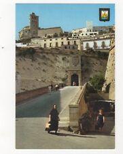 Ibiza Isla Blanca Rastrillo y Portal de las Tablas Spain Postcard 618a