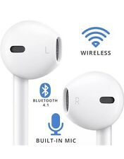 Bluetooth Wireless Headphones, AirPods,Air Pods for  Android + Apple iPhone *UK*
