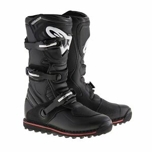 Alpinestars TECH T Trials Bike Boots. Black. ALL SIZES. **SPECIAL OFFER**